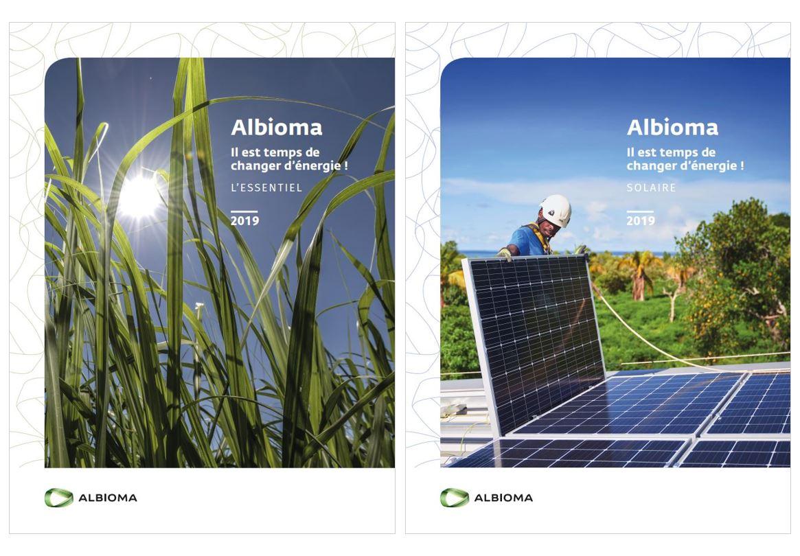 Brochures L'Essentiel et Solaire